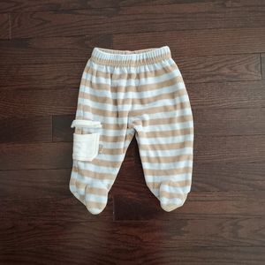 ✅  Boys pants 0-3 months